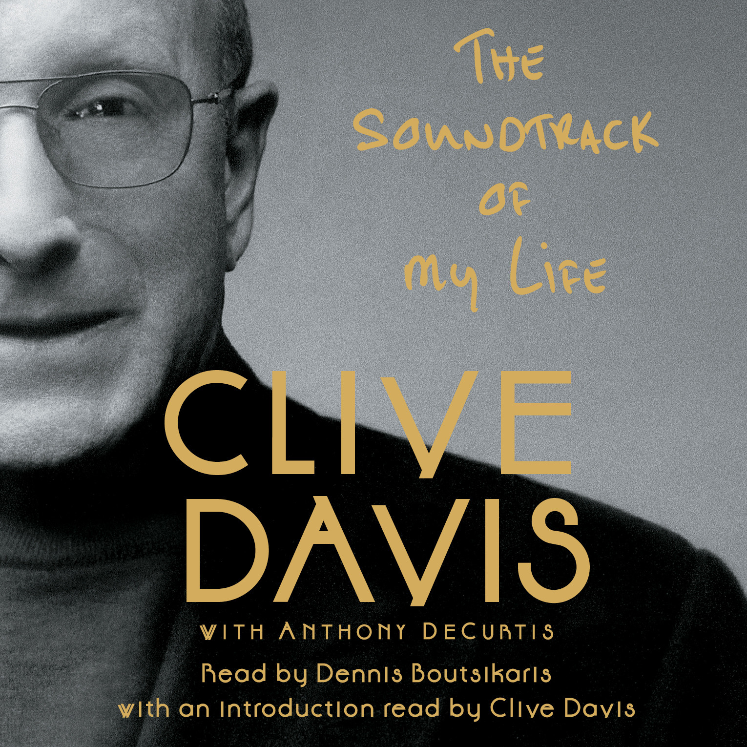 Printable The Soundtrack of My Life Audiobook Cover Art