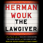 The Lawgiver: A Novel Audiobook, by Herman Wouk