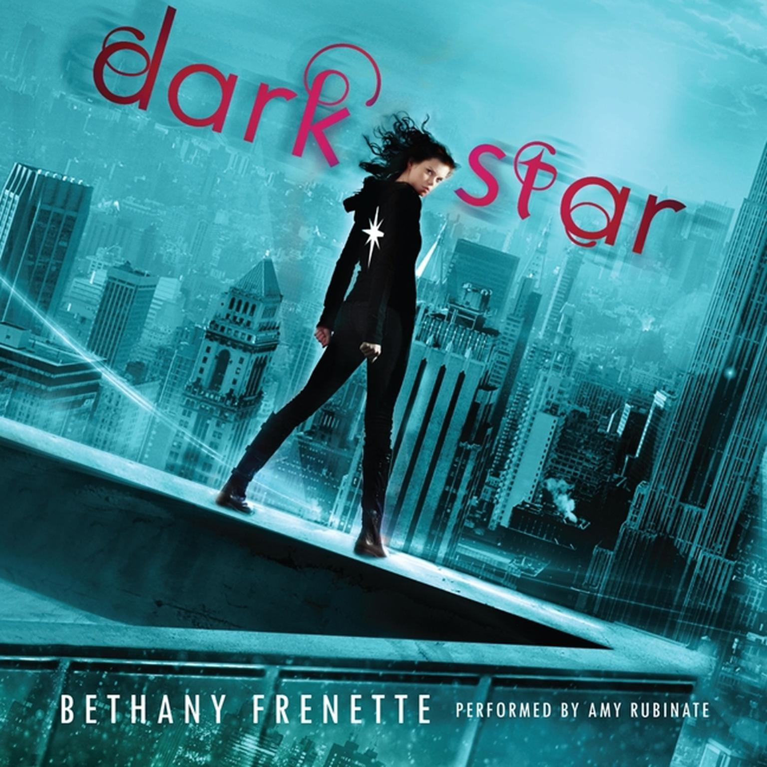 Printable Dark Star Audiobook Cover Art