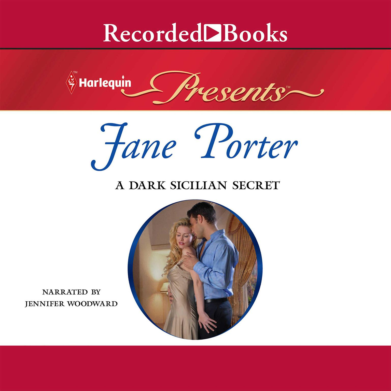 Printable A Dark Sicilian Secret Audiobook Cover Art