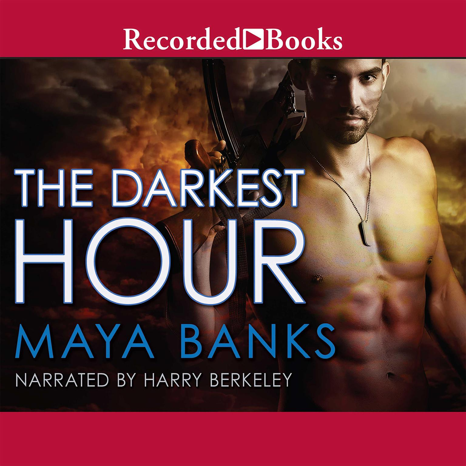 Printable The Darkest Hour Audiobook Cover Art