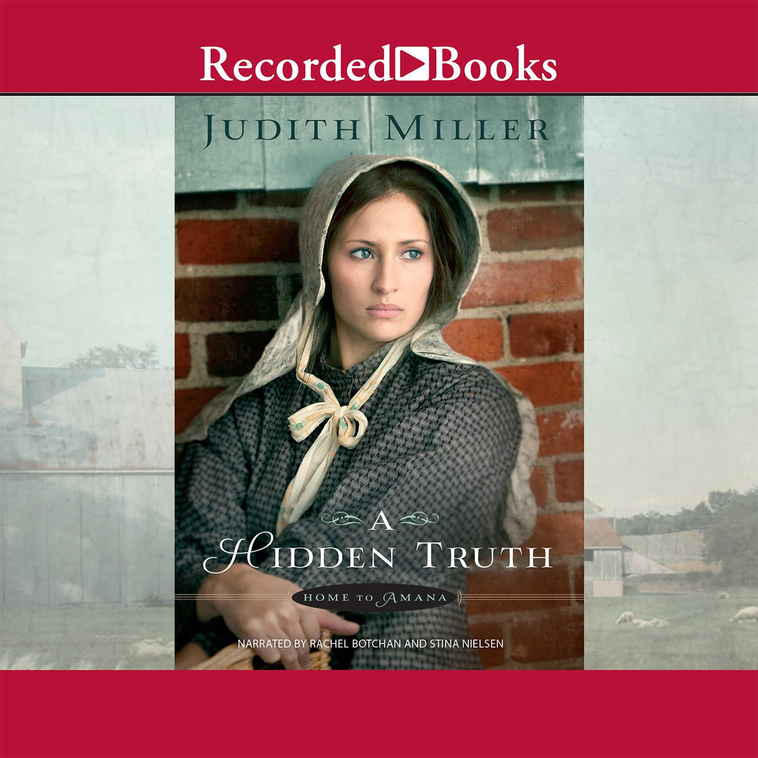Printable A Hidden Truth Audiobook Cover Art