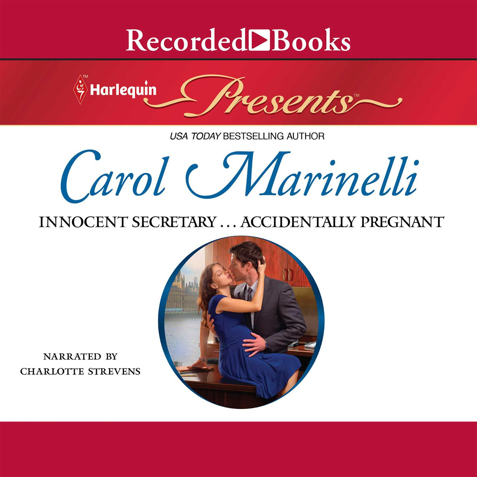 Printable Innocent Secretary … Accidentally Pregnant Audiobook Cover Art