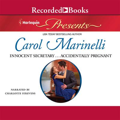 Innocent Secretary … Accidentally Pregnant Audiobook, by Carol Marinelli