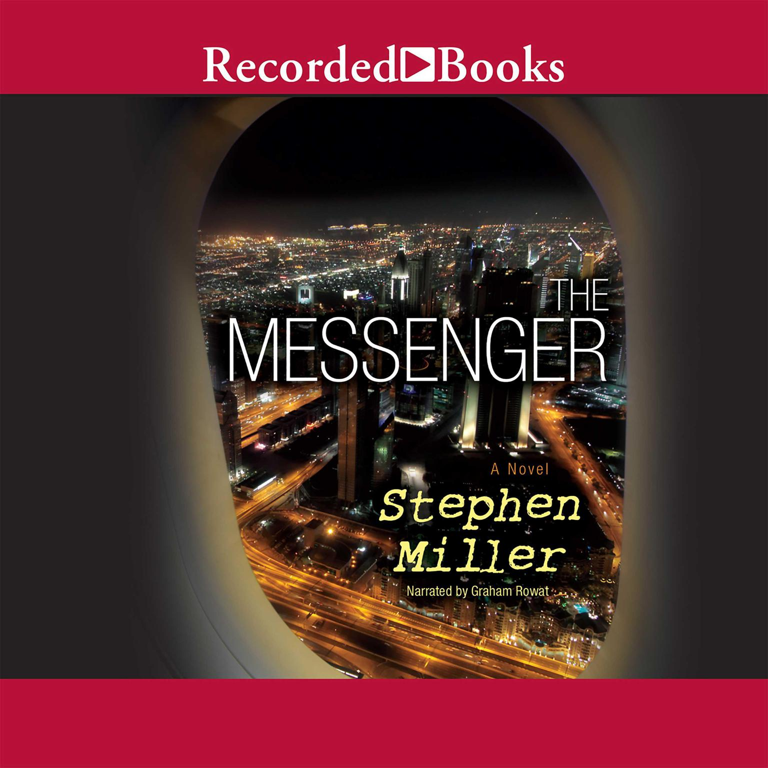 Printable The Messenger: A Novel Audiobook Cover Art
