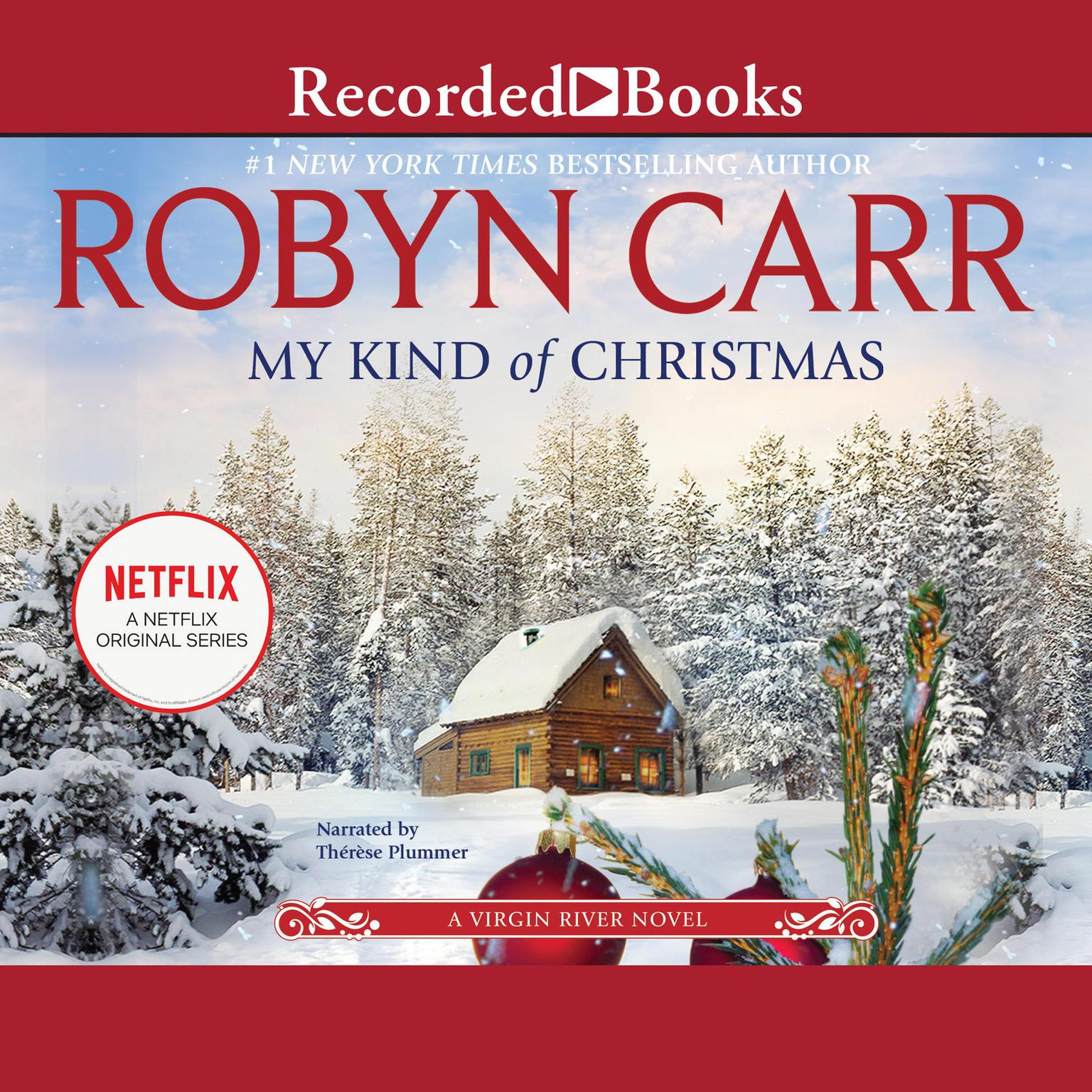 Printable My Kind of Christmas Audiobook Cover Art