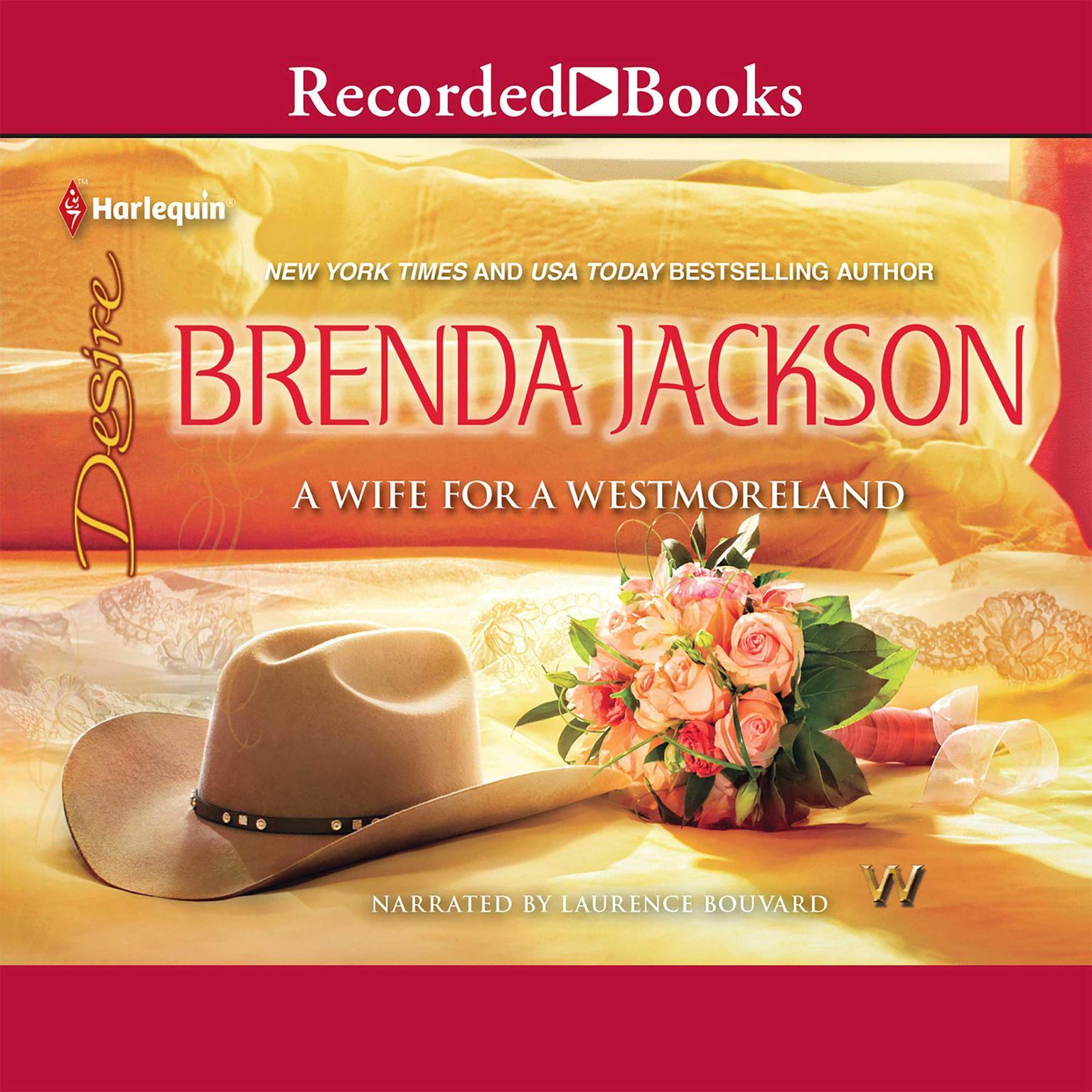 Printable A Wife for a Westmoreland Audiobook Cover Art