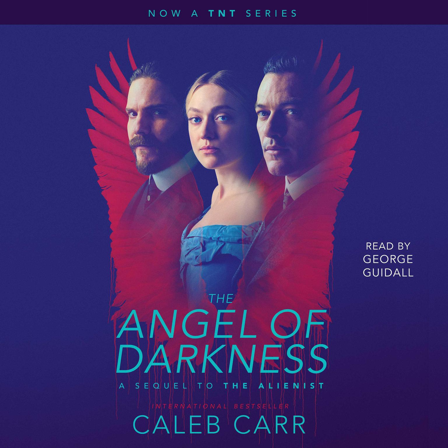 Printable The Angel of Darkness Audiobook Cover Art