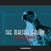 The Maltese Falcon, by Dashiell Hammett
