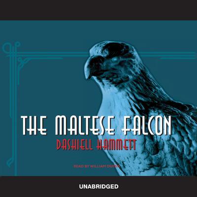The Maltese Falcon Audiobook, by Dashiell Hammett