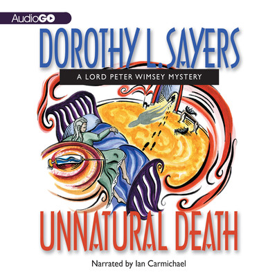 Unnatural Death Audiobook, by