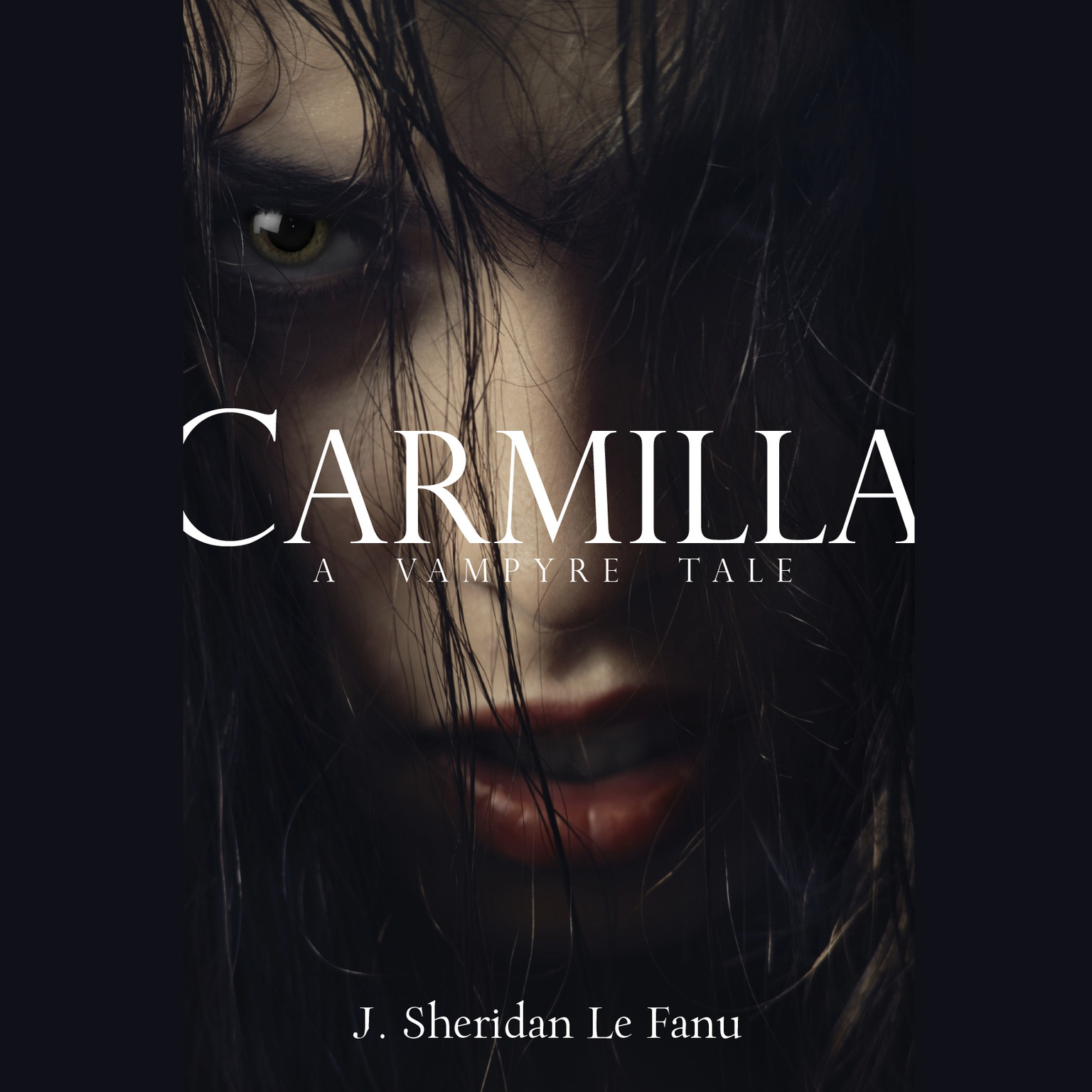 Printable Carmilla: A Vampyre Tale Audiobook Cover Art