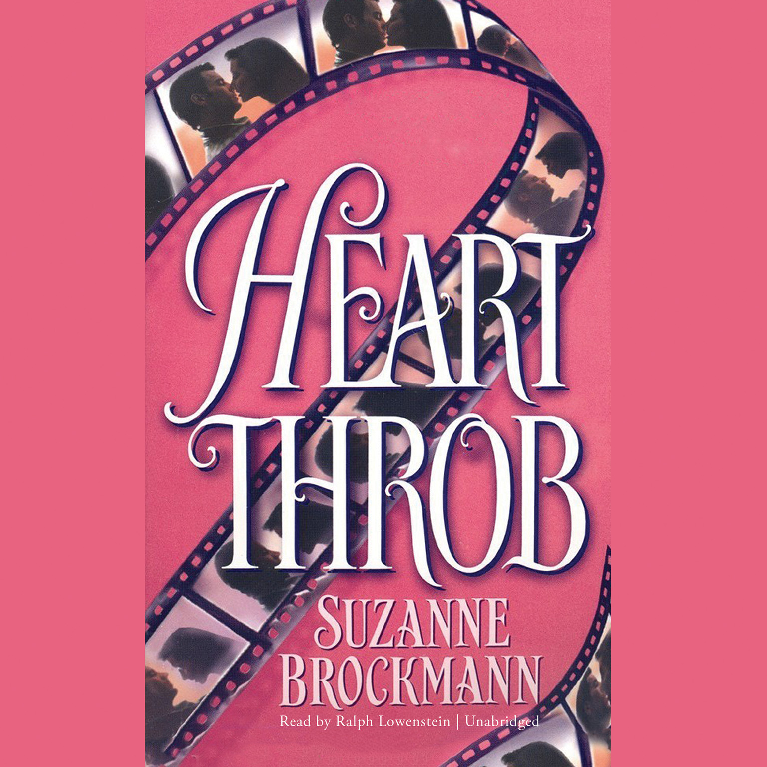 Printable Heartthrob Audiobook Cover Art