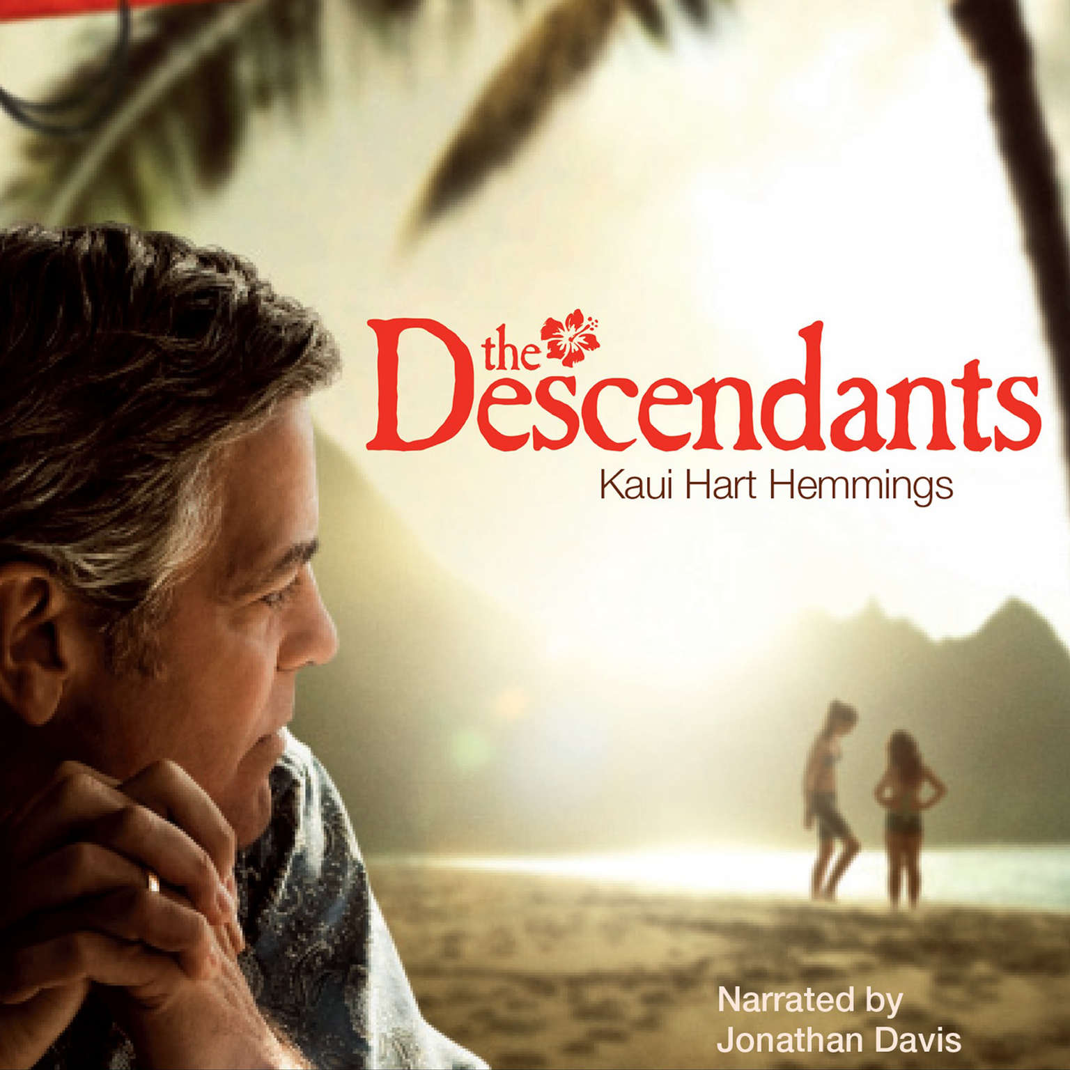 Printable The Descendants Audiobook Cover Art