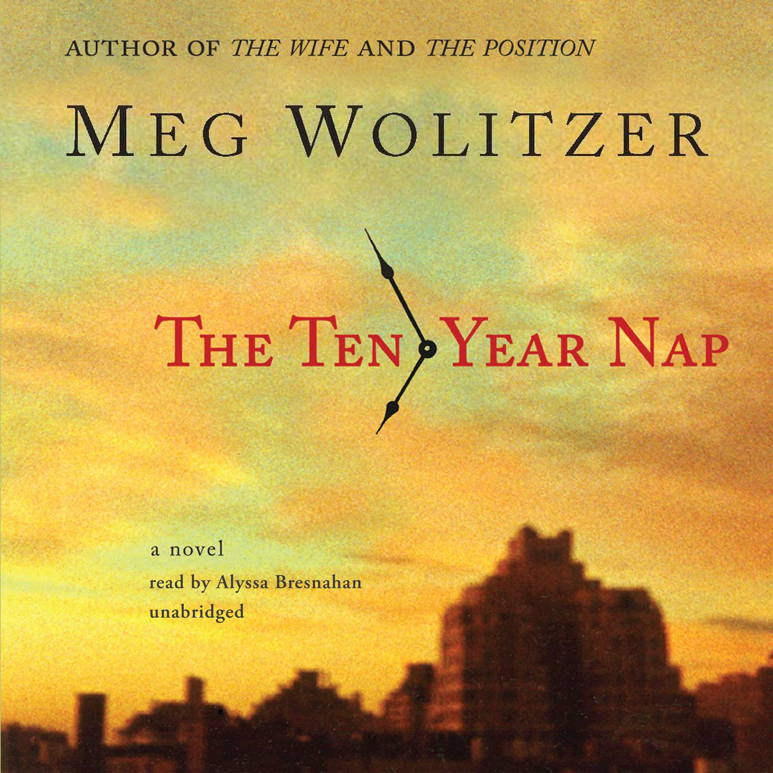 Printable The Ten-Year Nap Audiobook Cover Art