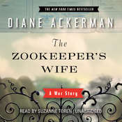 The Zookeeper's Wife Audiobook, by Diane Ackerman