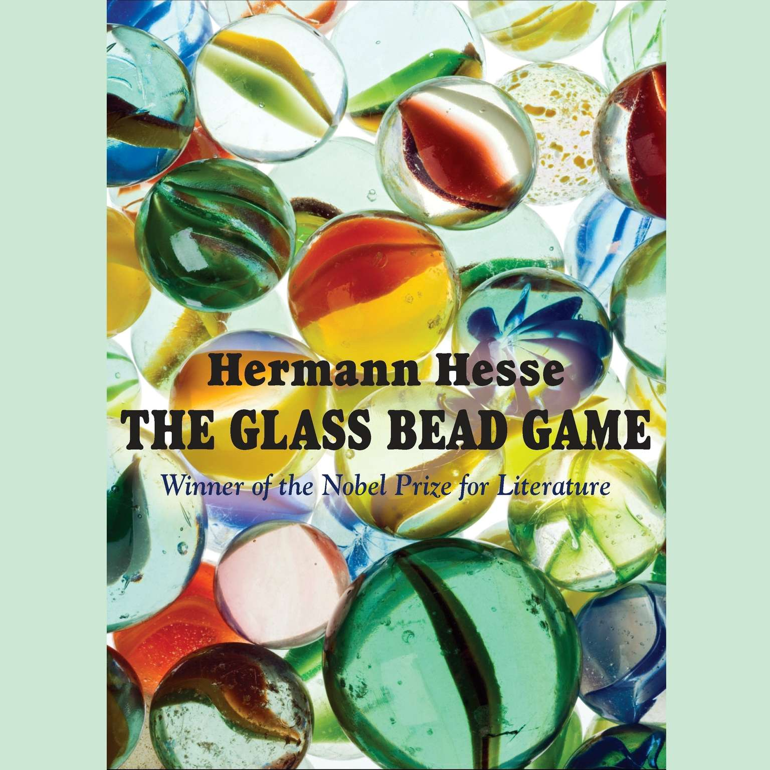 Printable The Glass Bead Game Audiobook Cover Art