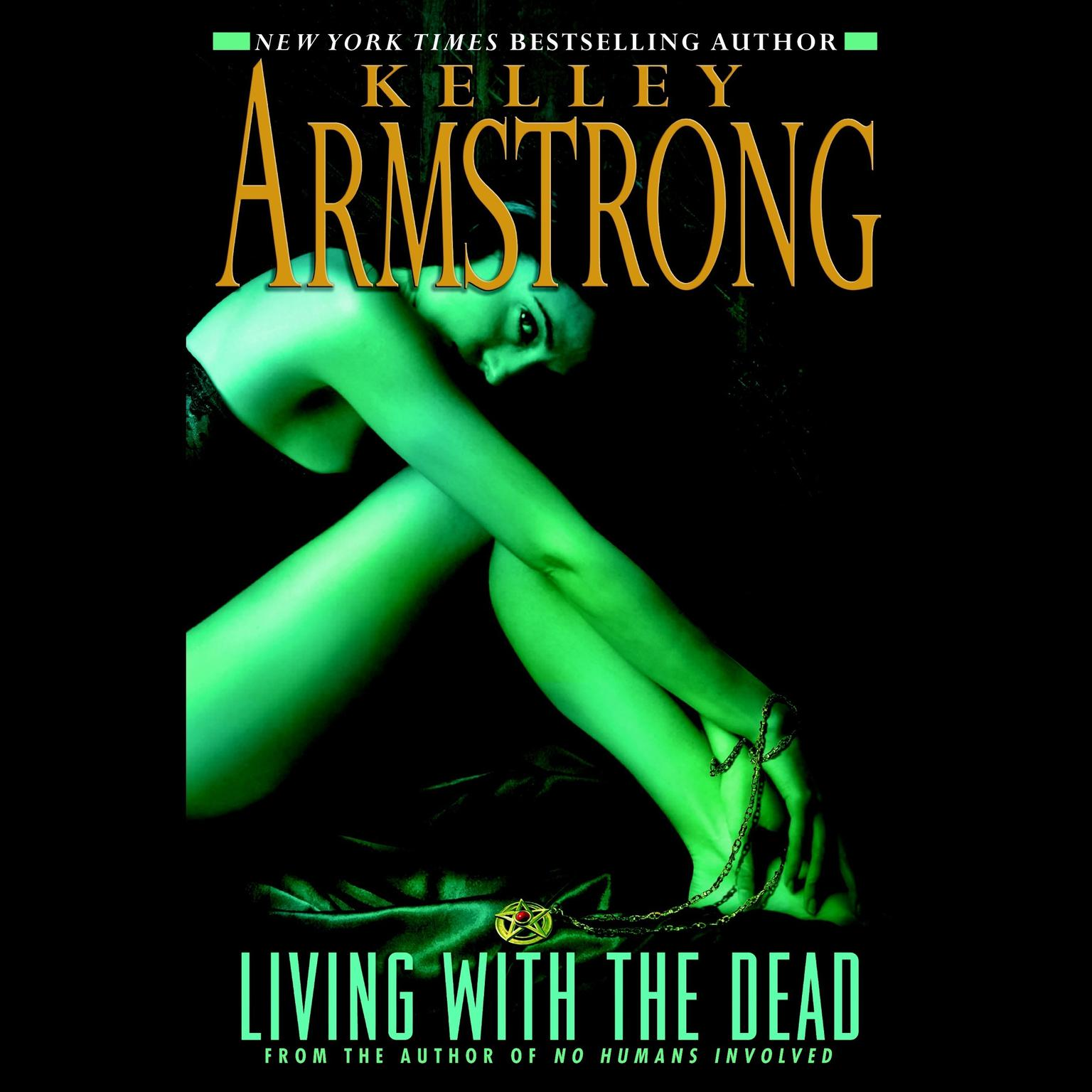 Printable Living with the Dead Audiobook Cover Art