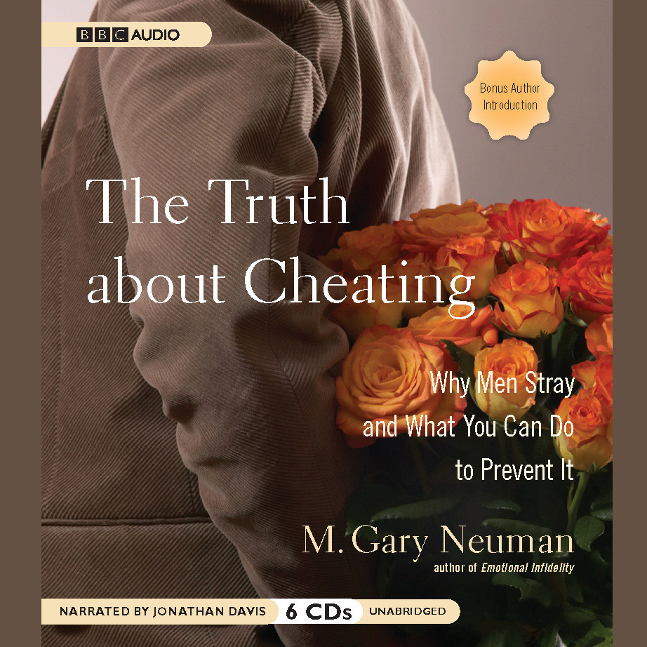 Printable The Truth about Cheating: Why Men Stray and What You Can Do to Prevent It Audiobook Cover Art