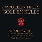 Napoleon Hill's Golden Rules, by Napoleon Hill