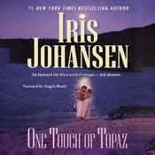 One Touch of Topaz, by Iris Johansen