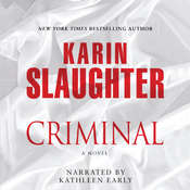 Criminal Audiobook, by Karin Slaughter