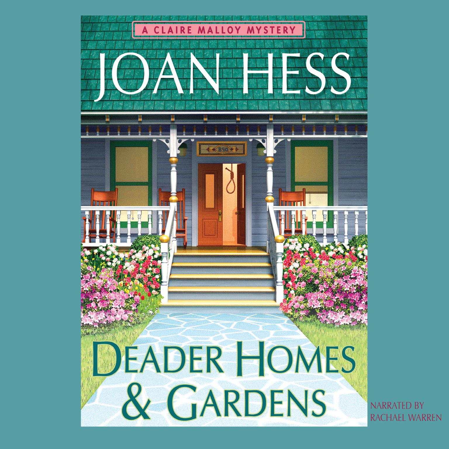 Printable Deader Homes and Gardens Audiobook Cover Art