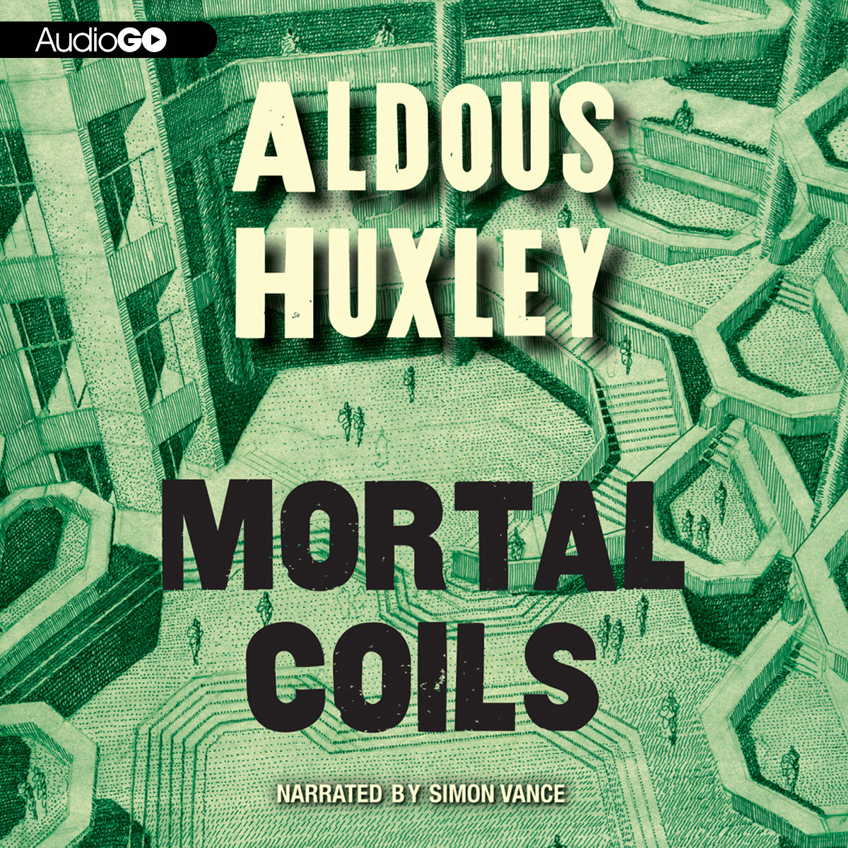 Printable Mortal Coils Audiobook Cover Art