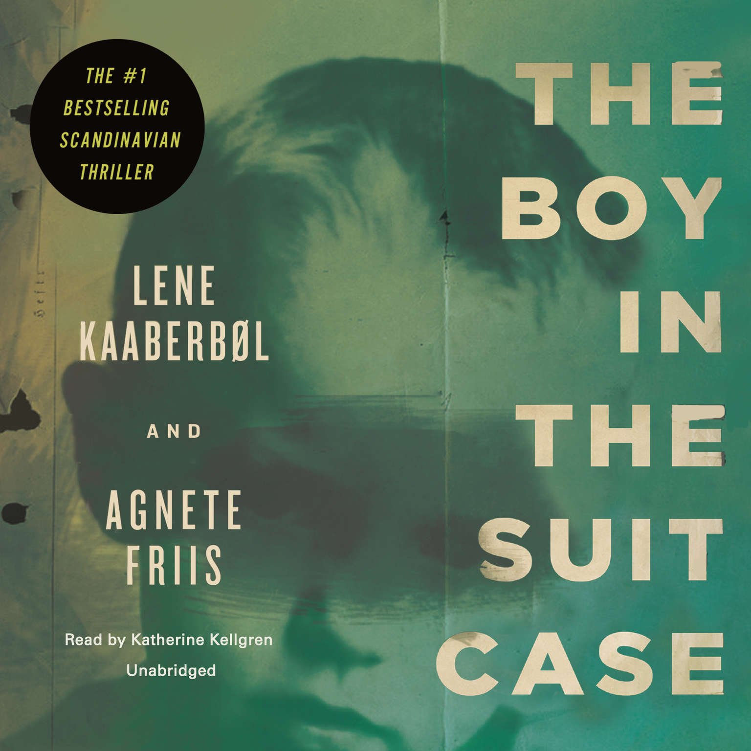 Printable The Boy in the Suitcase Audiobook Cover Art