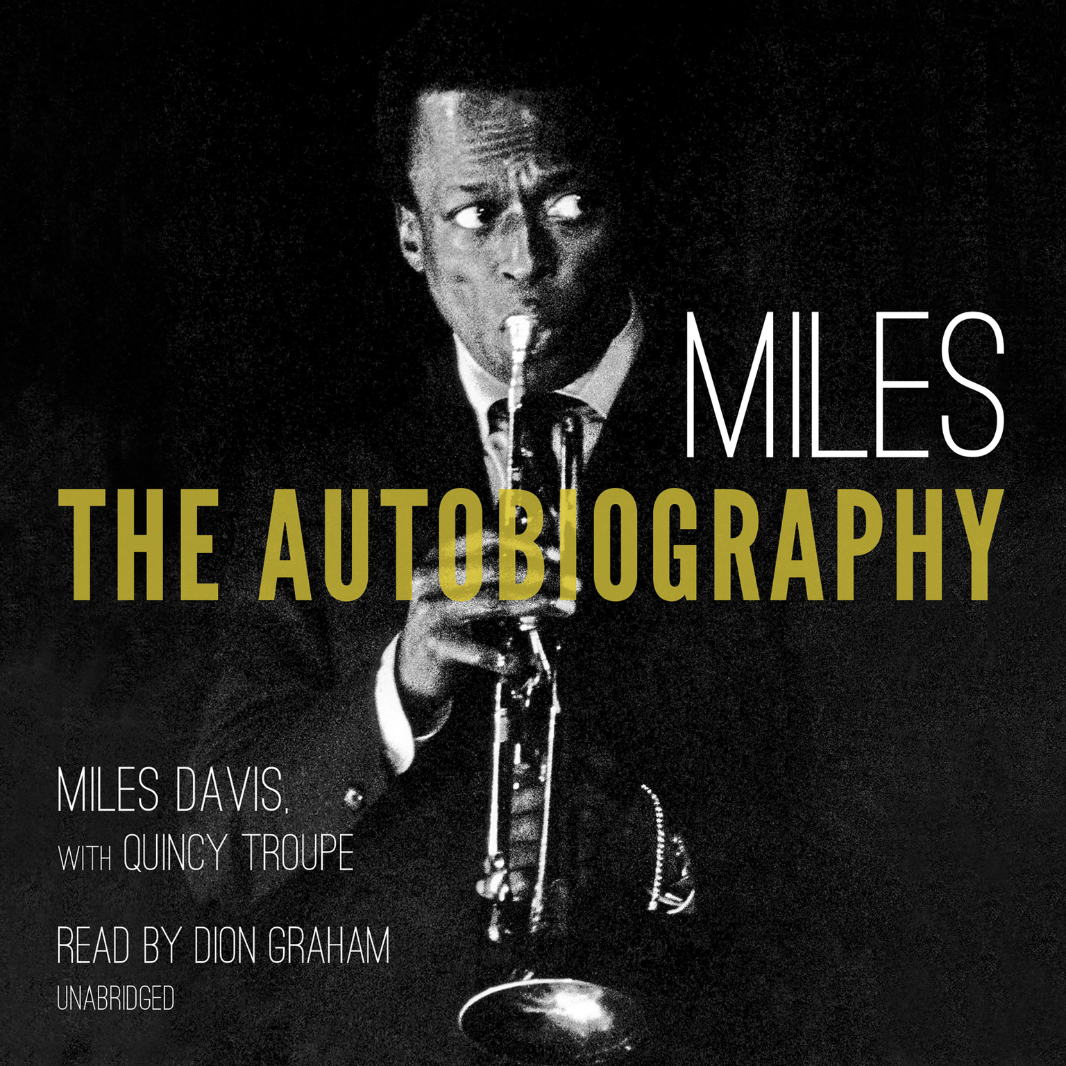 Printable Miles: The Autobiography Audiobook Cover Art