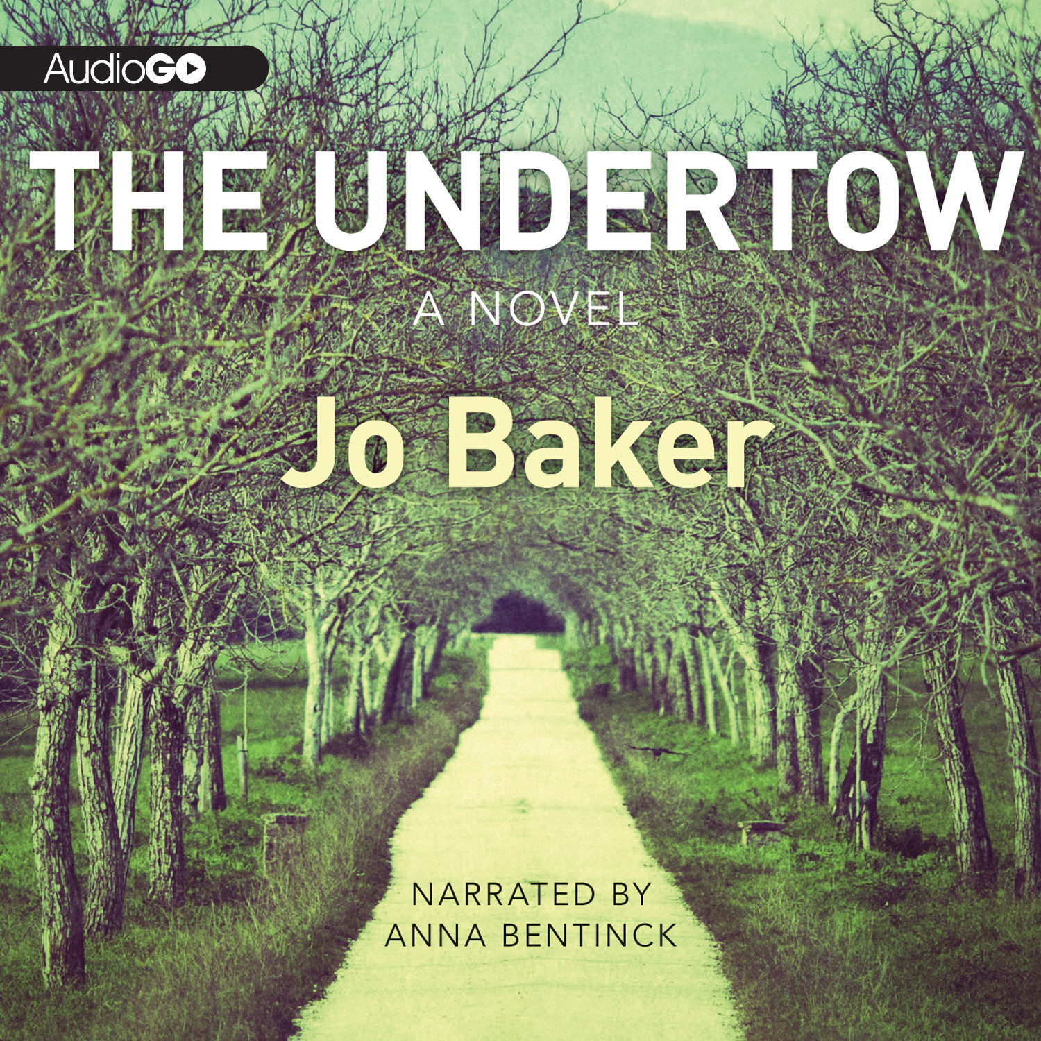 Printable The Undertow Audiobook Cover Art