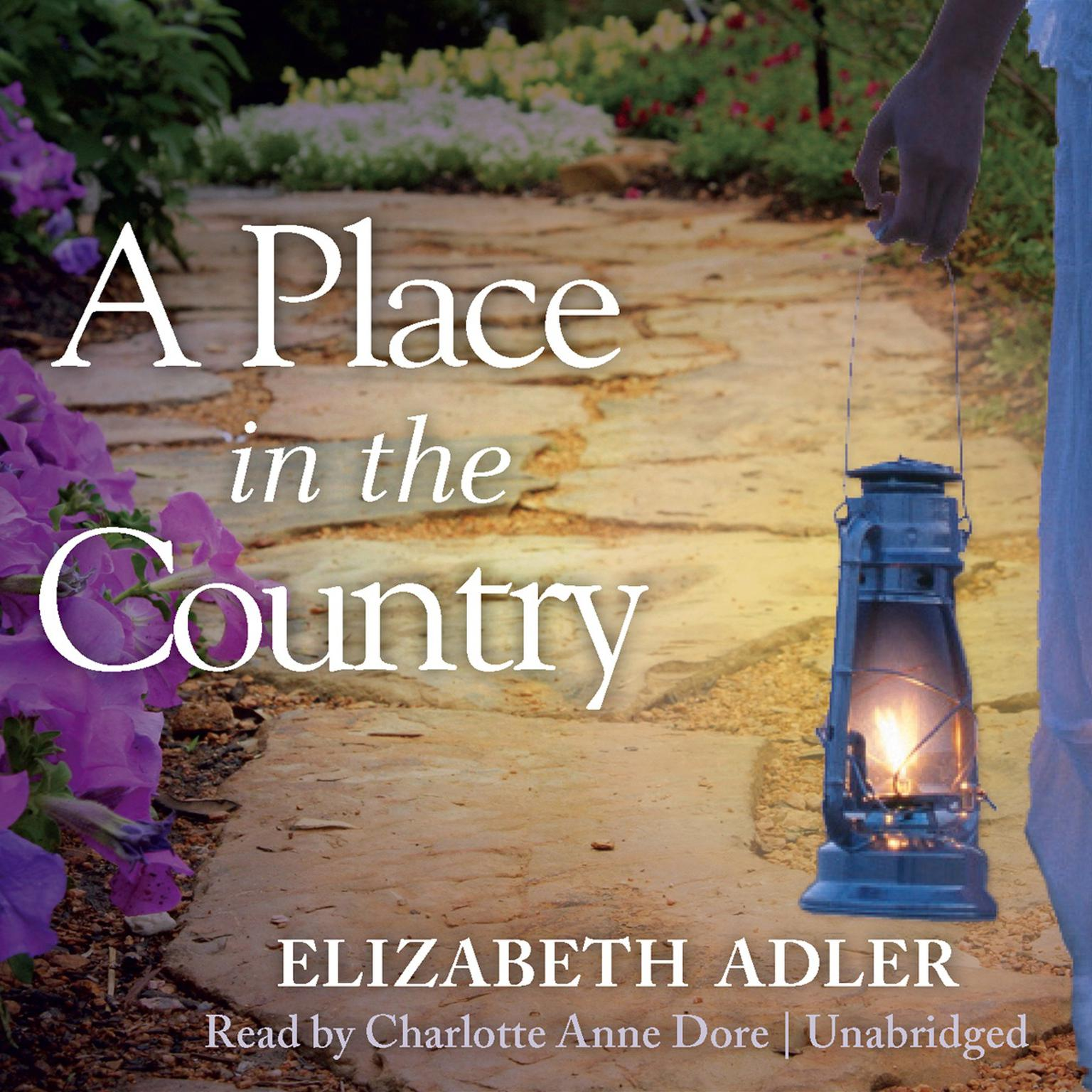 Printable A Place in the Country Audiobook Cover Art