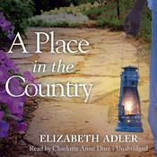 A Place in the Country, by Elizabeth Adler