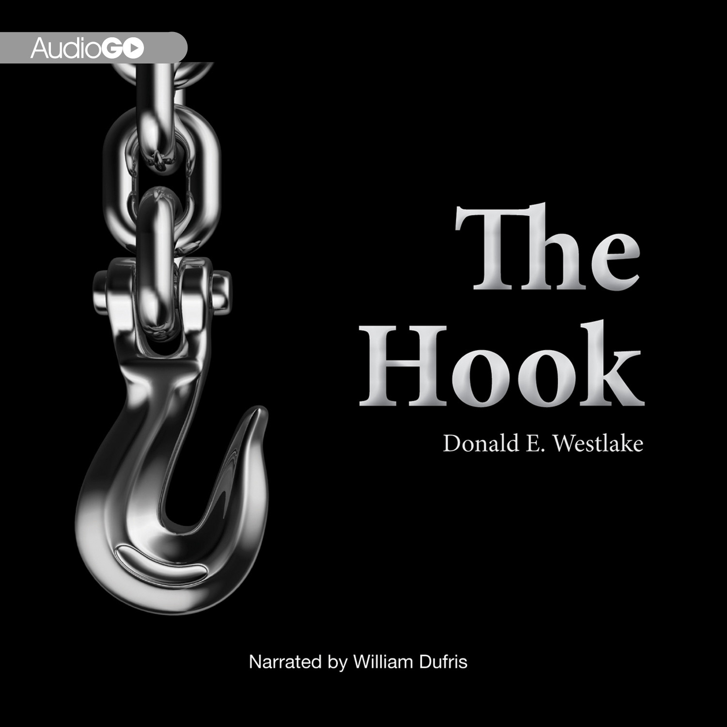 Printable The Hook Audiobook Cover Art
