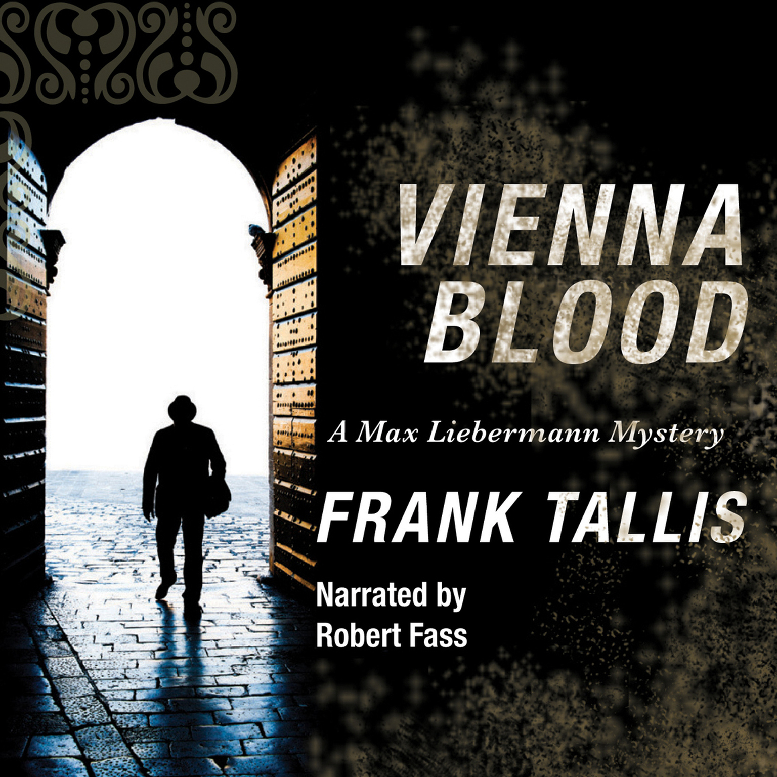 Printable Vienna Blood Audiobook Cover Art