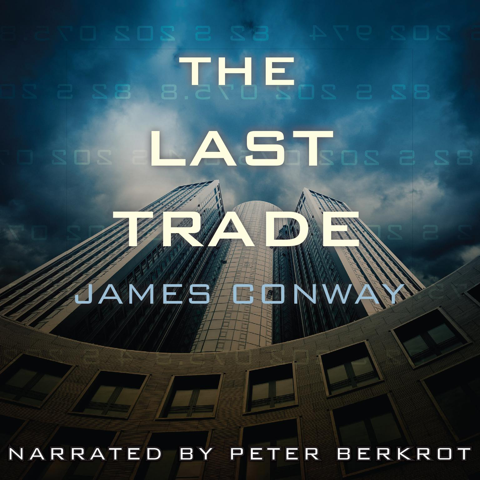 Printable The Last Trade Audiobook Cover Art