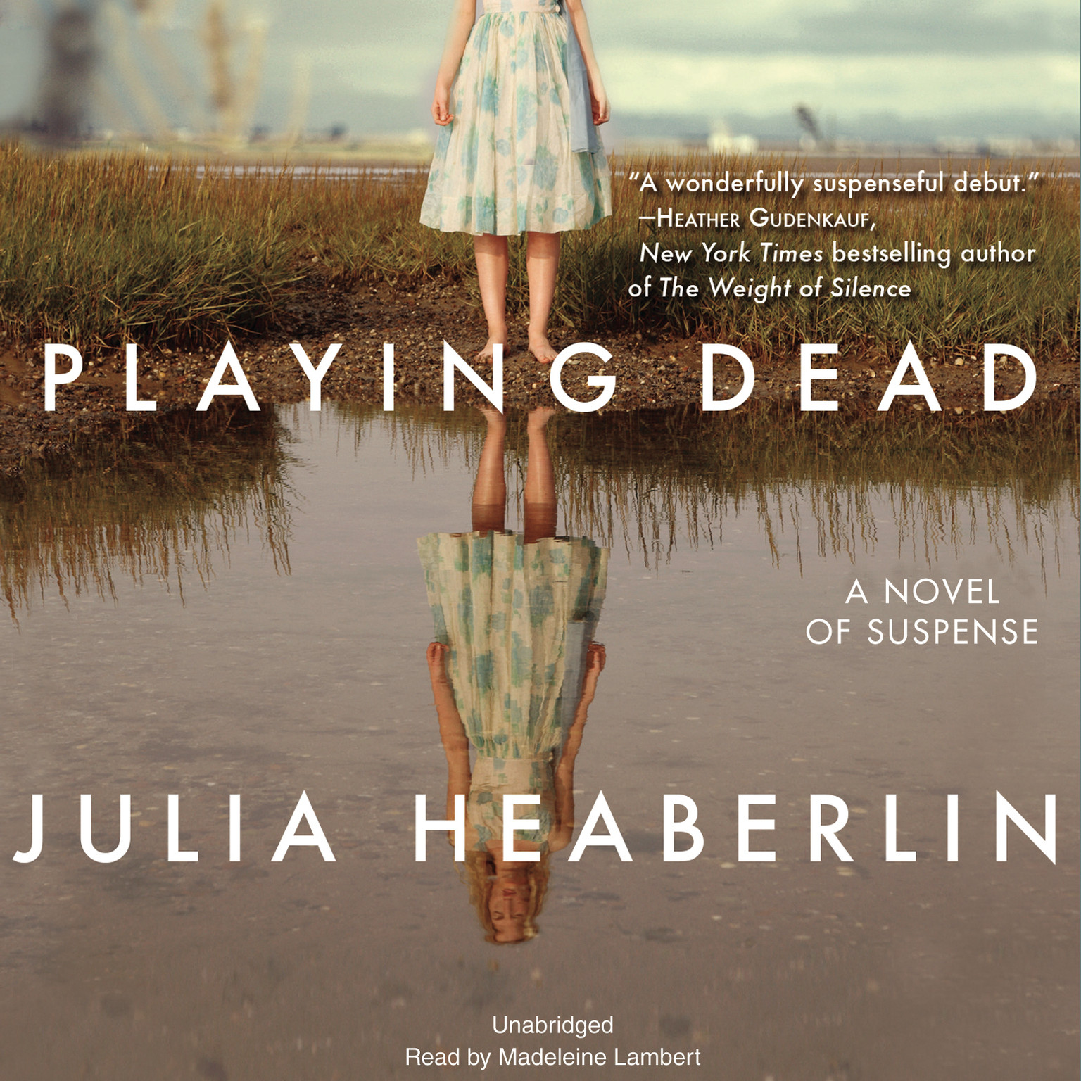 Printable Playing Dead: A Novel of Suspense Audiobook Cover Art