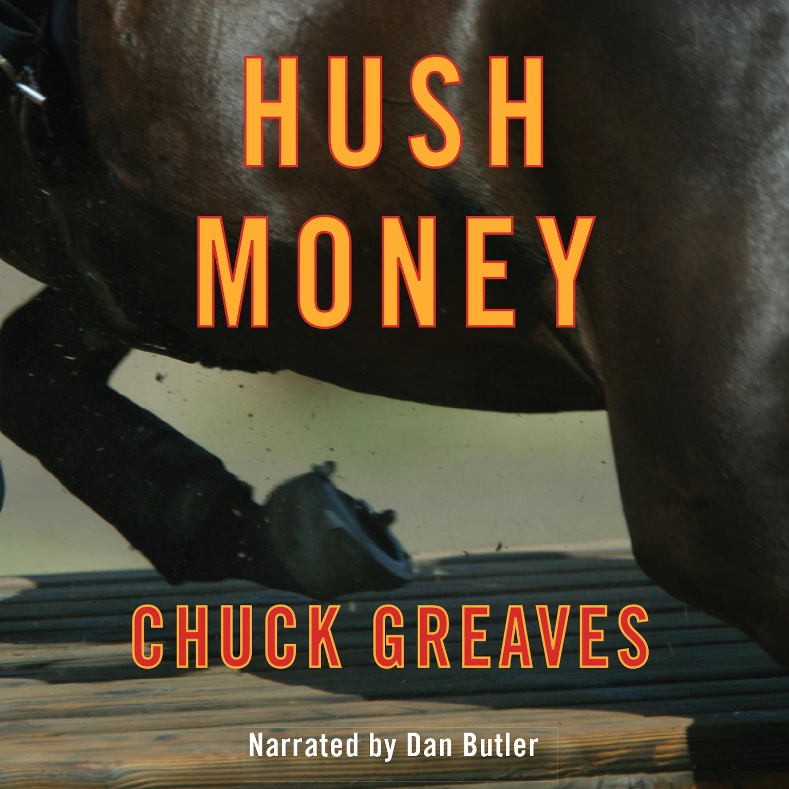 Printable Hush Money Audiobook Cover Art