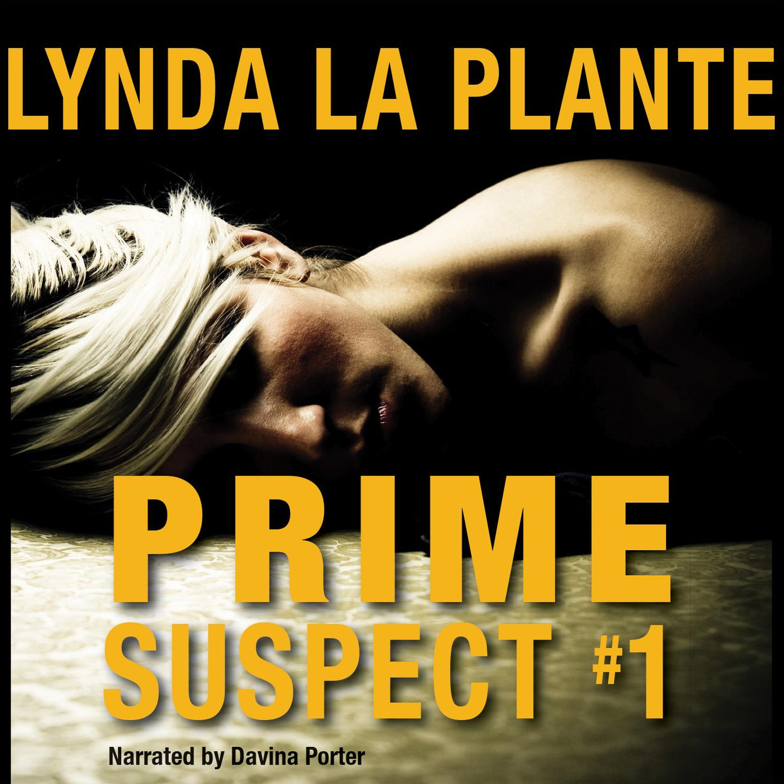 Printable Prime Suspect #1 Audiobook Cover Art