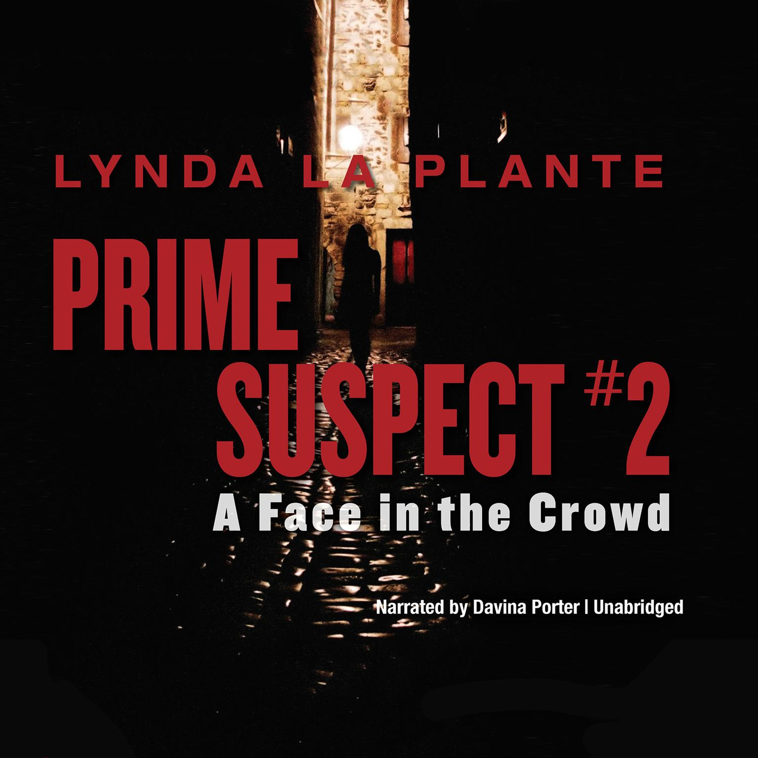 Printable Prime Suspect #2: A Face in the Crowd Audiobook Cover Art