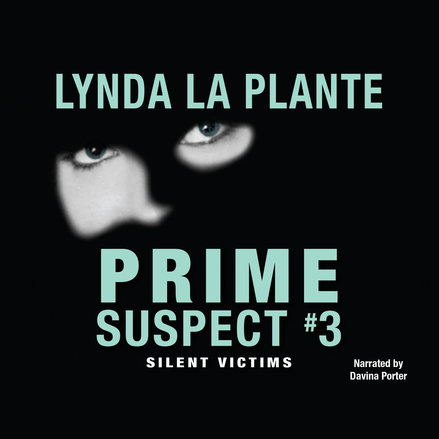Printable Prime Suspect #3: Silent Victims Audiobook Cover Art