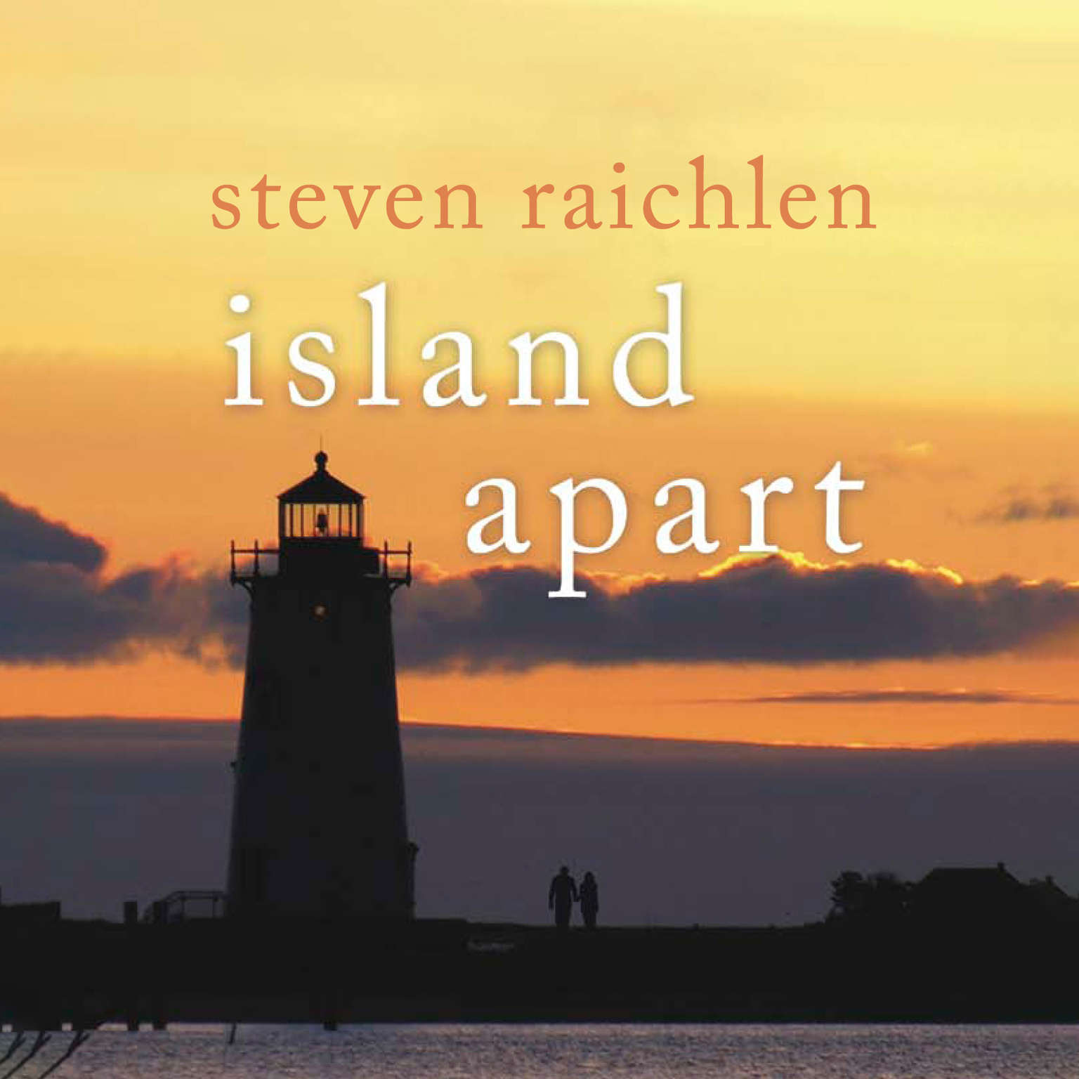 Printable Island Apart Audiobook Cover Art