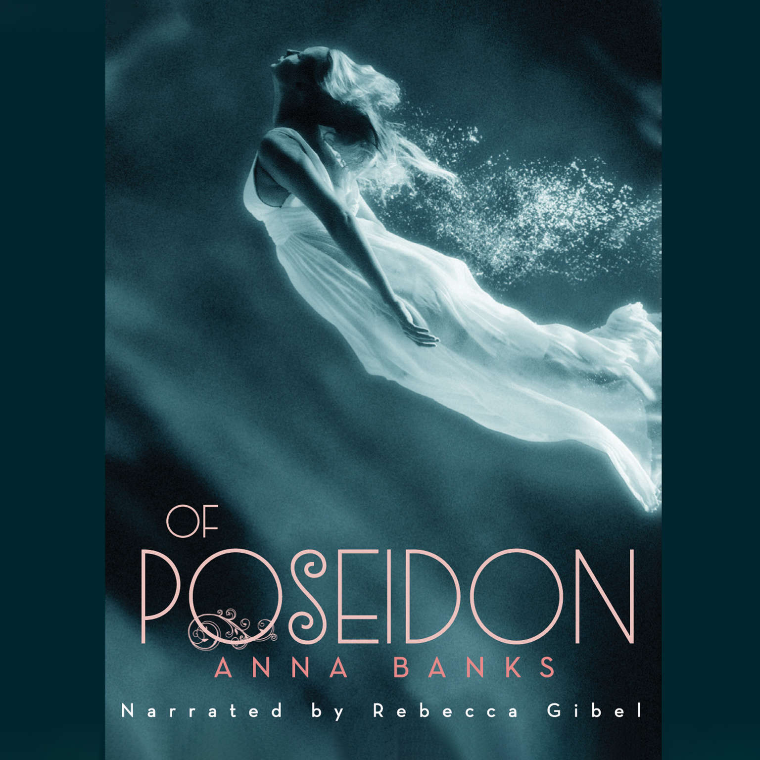 Printable Of Poseidon Audiobook Cover Art