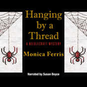 Hanging by a Thread, by Monica Ferris