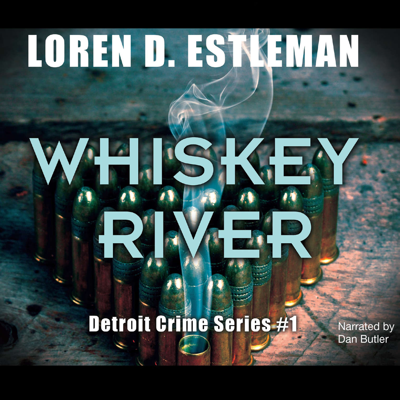 Printable Whiskey River Audiobook Cover Art