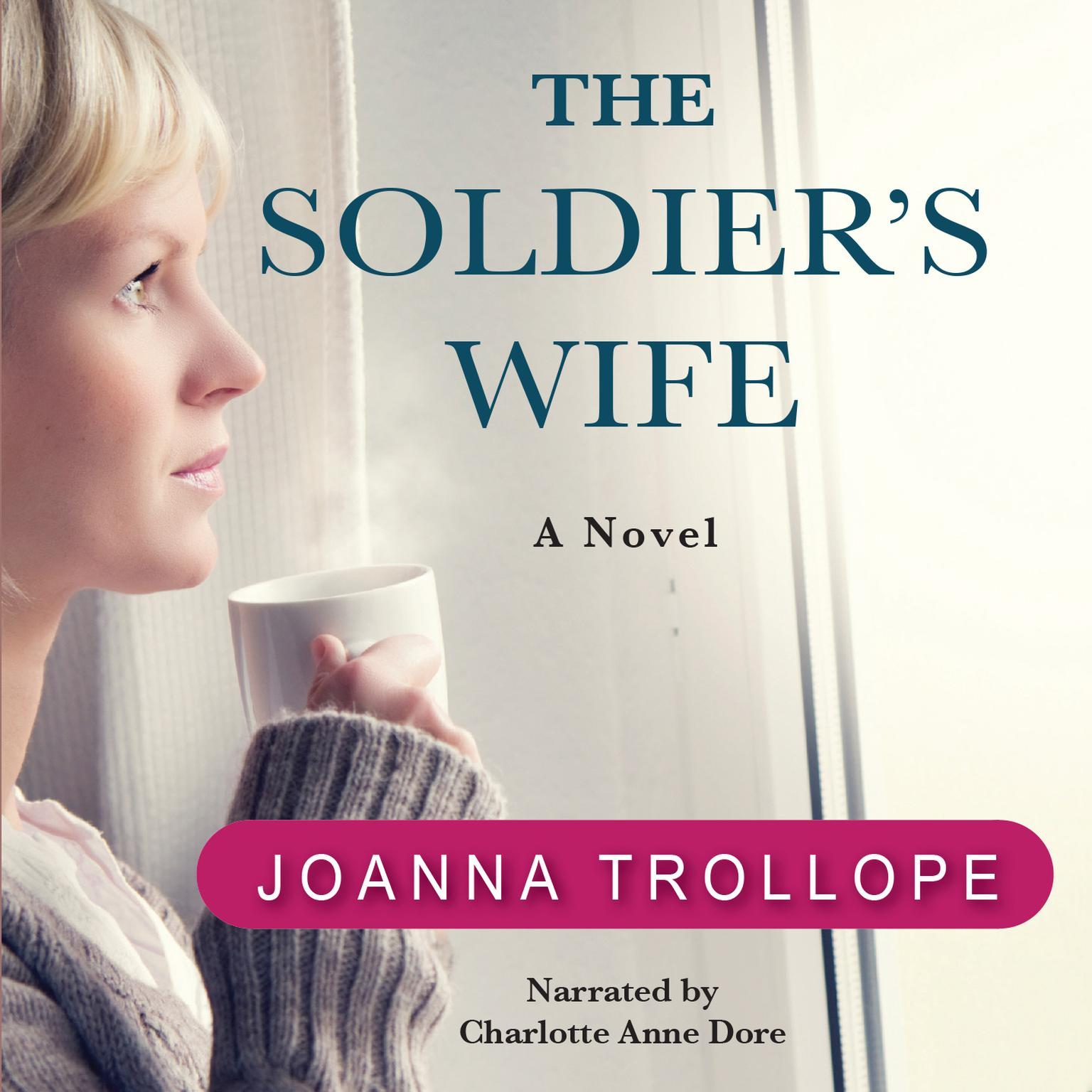 Printable The Soldier's Wife: A Novel Audiobook Cover Art