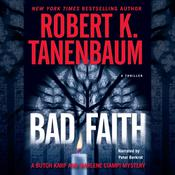 Bad Faith Audiobook, by Robert K. Tanenbaum