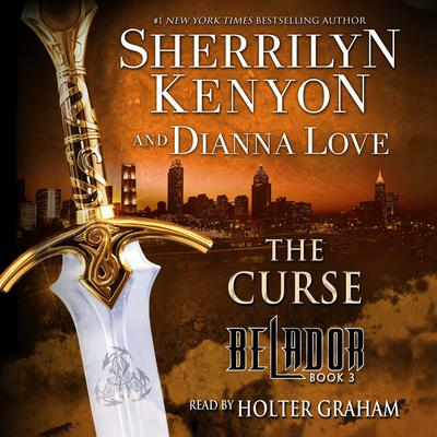 The Curse: Book 3 in the Belador Series Audiobook, by
