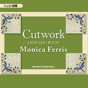 Cutwork, by Monica Ferris