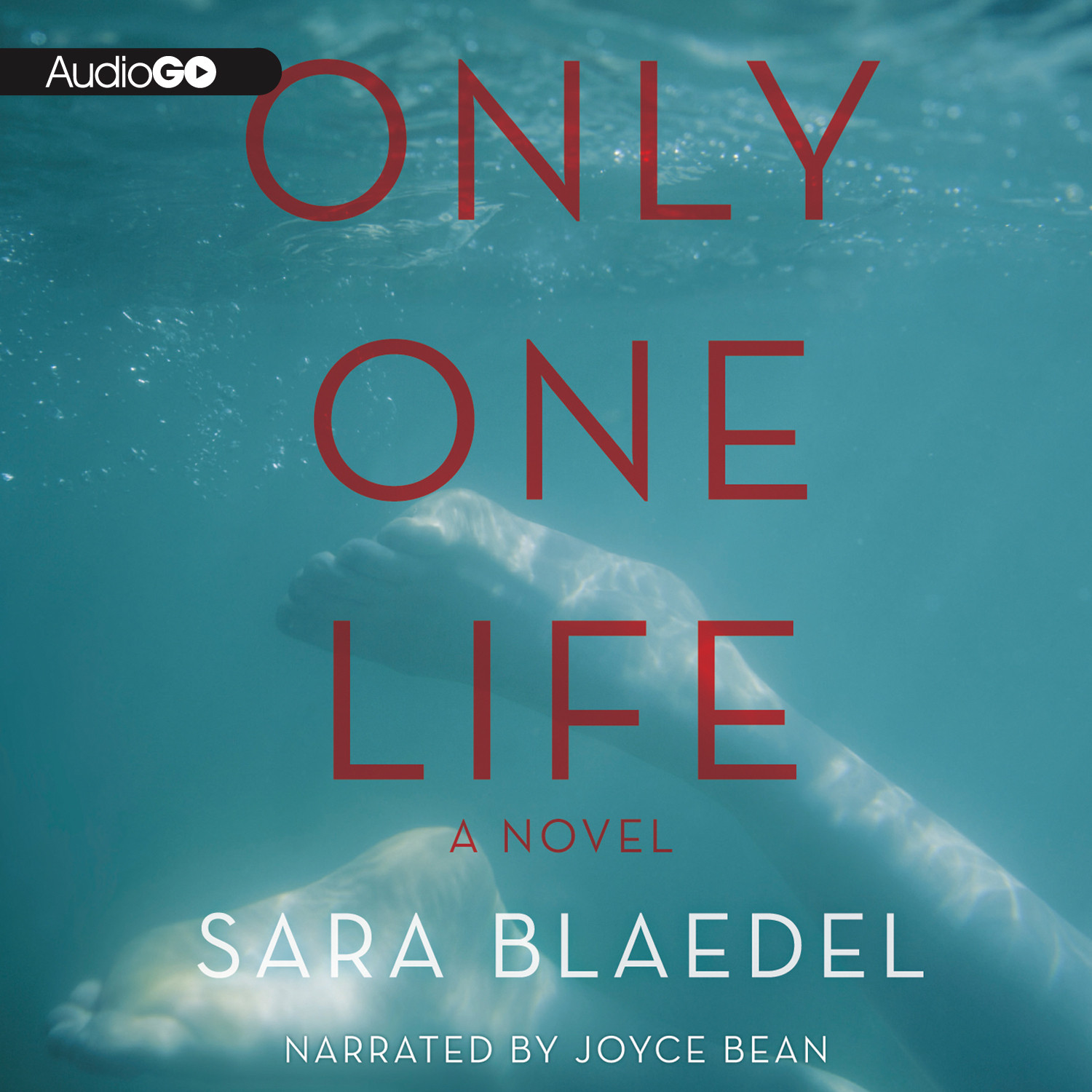 Printable Only One Life Audiobook Cover Art
